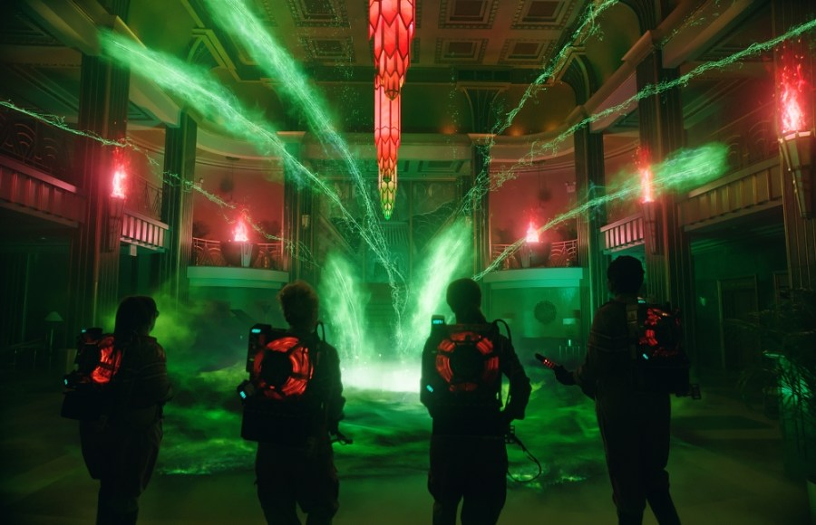 We explore how Ghostbusters is a feminist movie.