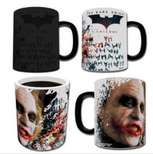Dark Knight Joker Heat Changing Mug