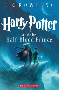 Harry Potter and the Half-Blood Prince / CR: Kazu Kibuishi / Scholastic