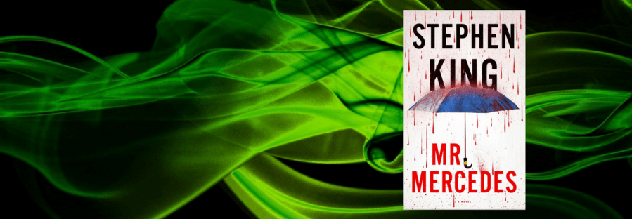 Mr. Mercedes Book Review Header