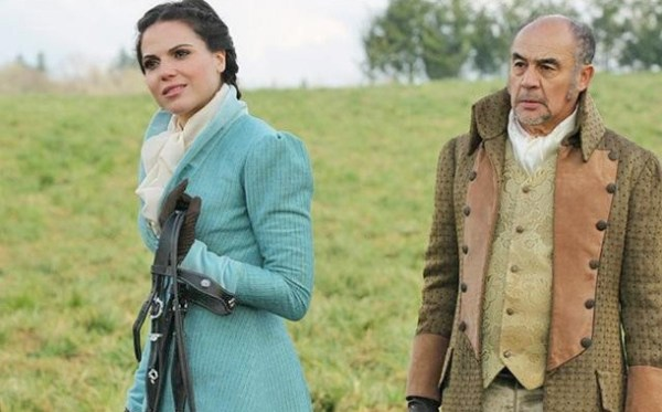 Once Upon a Time Regina and her father