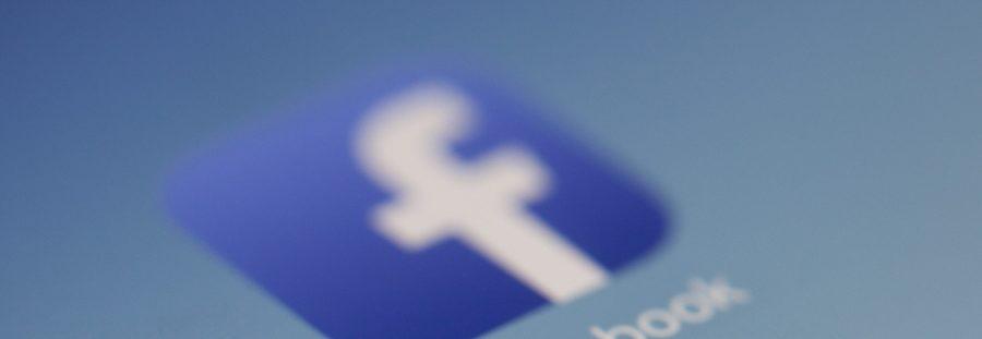 Facebook Stock Photo