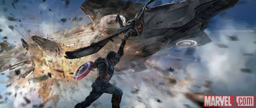 Captain America: The Winter Soldier / Marvel