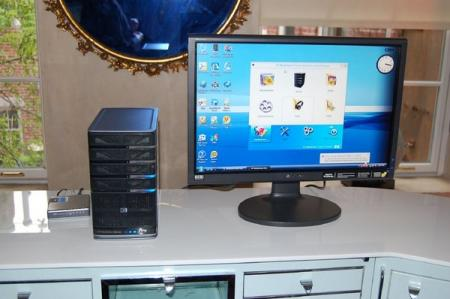 New Microsoft Windows Home Media Server already outdated
