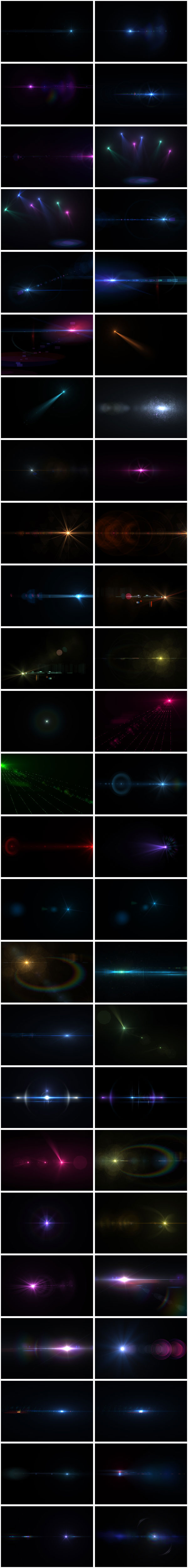 Lens Flares Preview