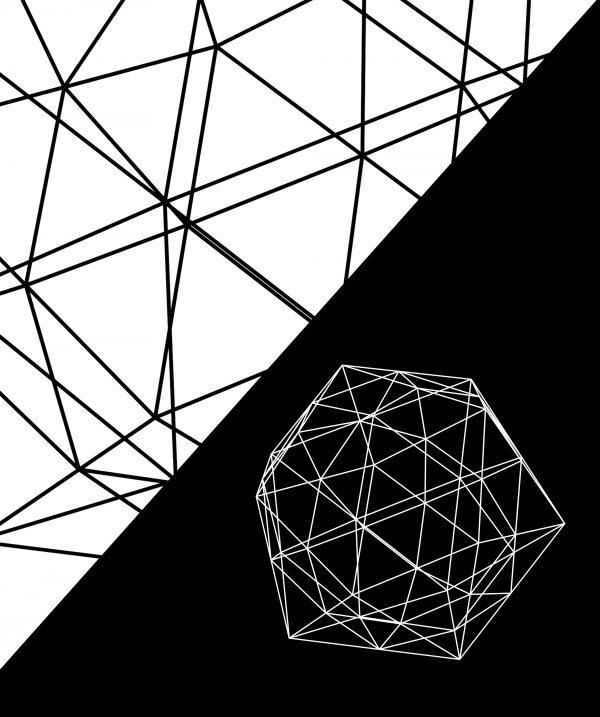 3d Geometric Shapes Png