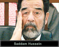 Ba'ath threatens US if Saddam is executed
