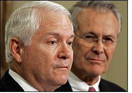 bush crime family crony robert gates a shoo-in