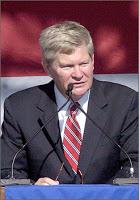 senator's stroke could halt democratic takeover