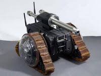 israel unveils portable hunter-killer robot