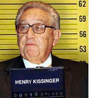 kissinger's extradition sought over operation condor