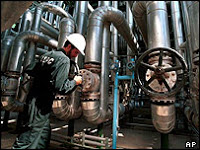 halliburton winds up iran work