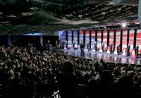 gop hopefuls debate abortion, tax cuts