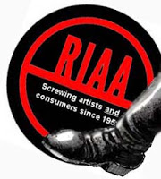 riaa uses local cops in oregon raid