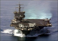 3rd US aircraft carrier heads to the gulf