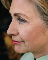 hillary wouldn't pull out of iraq during her 1st term