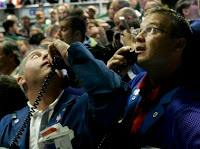 analyst: mystery trades were profit scam for fearmongers