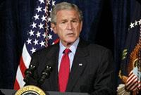 bush signs controversial budget bill
