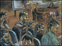 mistrial & acquittal in provocateured 'sears tower plot'