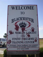 pioneering blackwater protesters given secret trial & criminal conviction