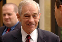 ron paul's 2nd place showing in louisiana a big boost