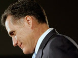 romney bows out