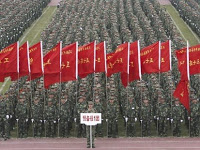 china announces largest military budget ever
