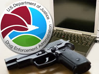 only users lose guns (& laptops): dea plagued by loss
