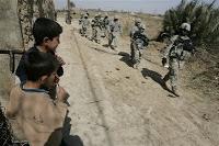 kbr water in iraq makes troops sick