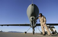 feds to fly more drones along US borders