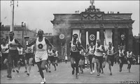 olympic torch relay was started by the nazis