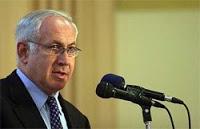 netanyahu on april 16, 2008