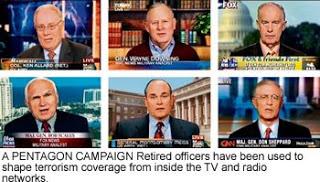 behind tv analysts, pentagon's hidden hand