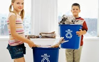 recycle cops 'freaking out' residents