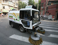 street-sweeper cameras eye illegal parking