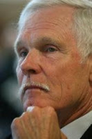 ted turner: overpopulation will lead to cannibalism
