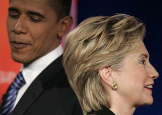 obama & hillary having secret meeting in dc
