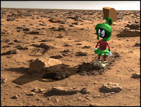 white house briefed for 'potential for life' on mars