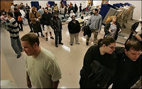 high turnout, new procedures may mean an election day mess