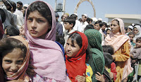 pakistan's frontier turns into war zone