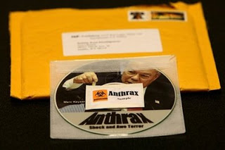 fbi: anthrax hoaxes from california man still in mail
