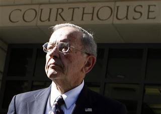 alaska senator ted stevens found guilty of corruption