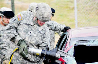 northcom conducts 'humanitarian support' exercise in maryland