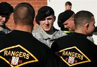 soldiers choose war over bleak economy