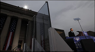 inauguration is climax to 2yrs of increasing security around obama