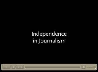 bloggers aren't journalists