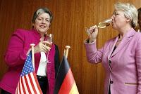 obama opens secret laboratories to germany