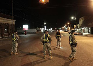 army puts soldiers in samson in response to shootings