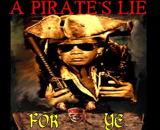 ground zero lounge: a pirate's lie for ye