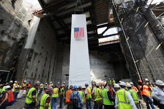 working toward 2013 opening for 9/11 museum